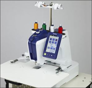 Photograph of Brother Persona Embroidery Machine