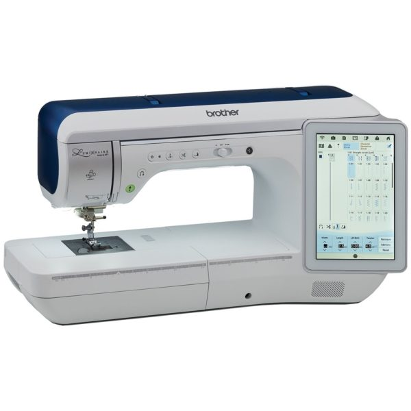 Brother Luminaire XP1 sewing embroidery machine