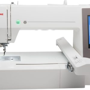 photo of Janome Memory Craft 550E embroidery only machine