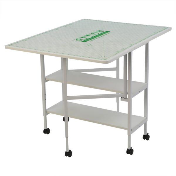photo of Arrow Dixie Cutting Table with cutting mat