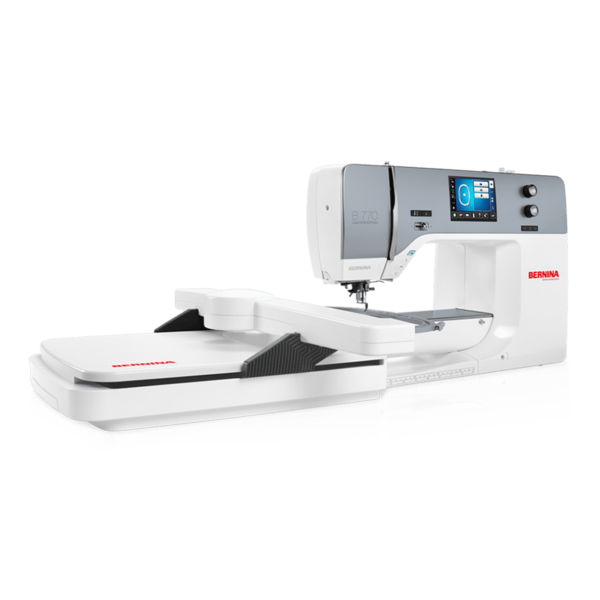 Bernina 770 QE E quilting, embroider, sewing machine