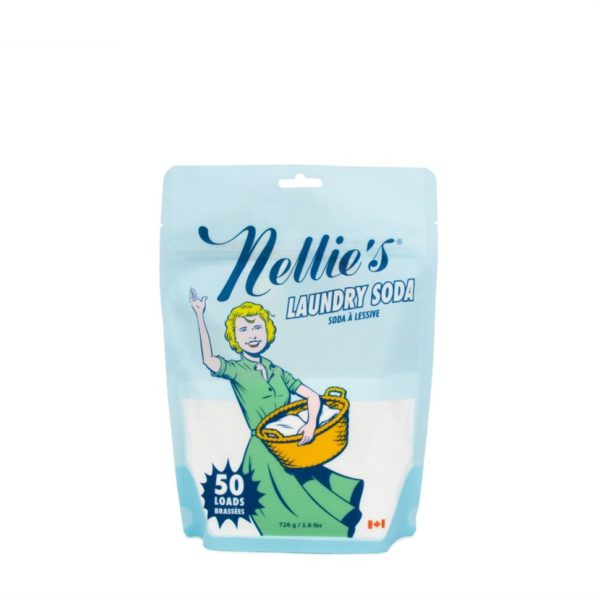 Nellie's Laundry soda 50 washes bag