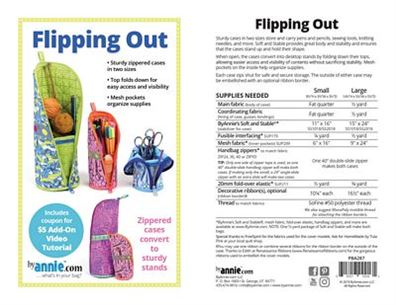 Flipping Out Pattern