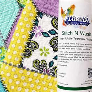 Floriani Stitch N Wash