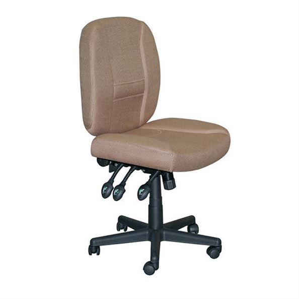 Horn Deluxe Adjustable sewing Chair Tan