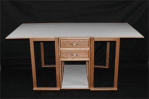 Unique Sewing Furniture 672 cutting table