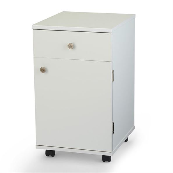 Arrow Suzi storage cabinet white closed