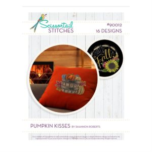Pumpkin Kisses Design CD