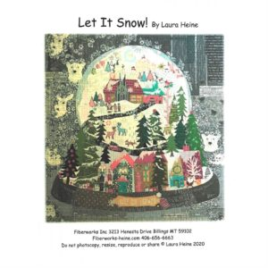 Let It Snow Laura Heine pattern