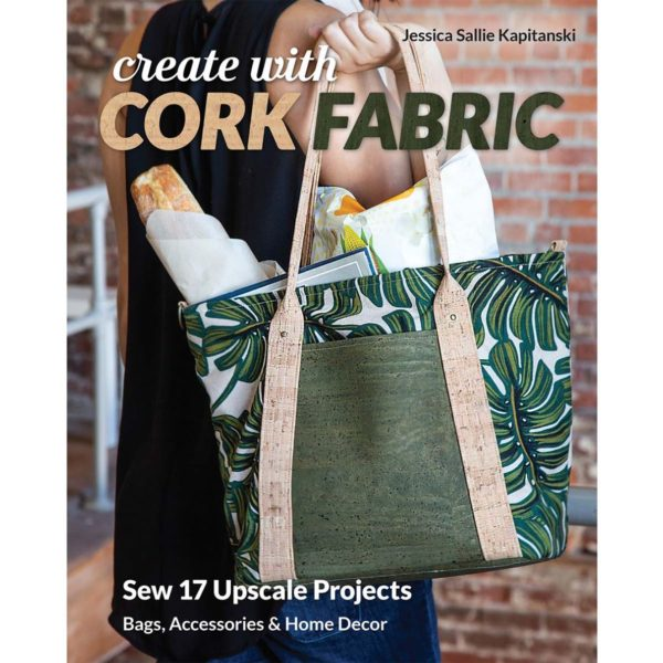 Cover of Create with Cork book