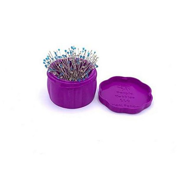 Lilac Magnetic Pin Cup
